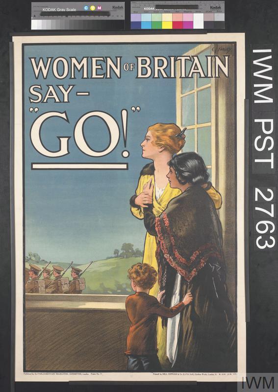 Women of Britain Say 'Go!'