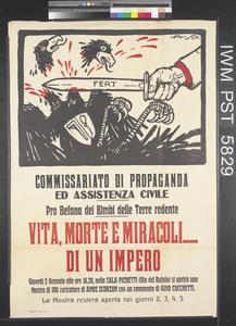 Vita, Morte e Miracoli - Di un Impero [Empire Through - and Through]