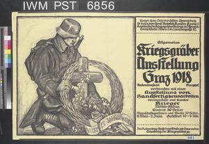 Kriegsgräber Ausstellung Graz 1918 [War Graves Exhibition Graz 1918]