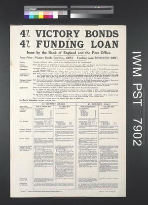 Four Percent Victory Bonds