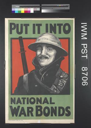 Put it into National War Bonds