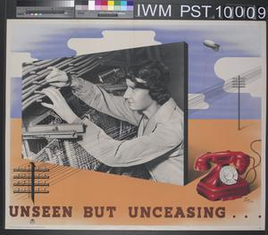 Unseen but Unceasing