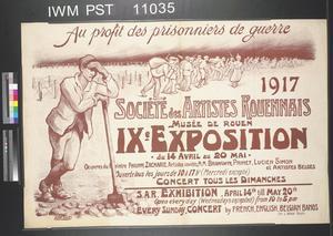 Société des Artistes Rouennais - Neuvième Exposition [Society of Rouen Artists - Ninth Exhibition]