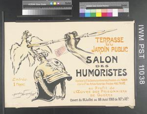 Salon des Humoristes [Salon of the Cartoonists]