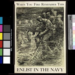 When you Fire Remember This - Enlist in the Navy