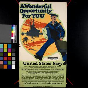 A Wonderful Opportunity for You - United States Navy