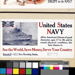 United States Navy - See the World, Save Money, Serve Your Country