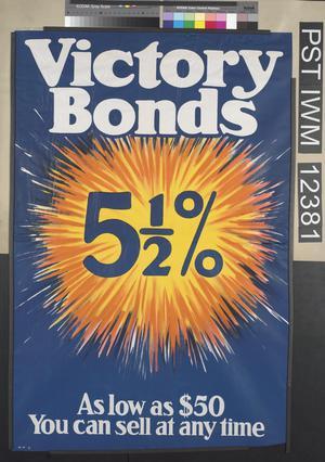 Victory Bonds - Five-and-a-Half Percent
