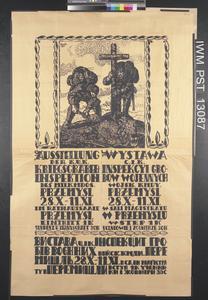 Ausstellung der Kaiserlich und Königlich Kriegsgräber-Inspektion [Exhibition by the Imperial and Royal War Graves Inspectorate]