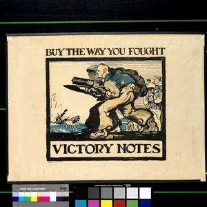 Buy the Way You Fought - Victory Notes