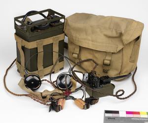 Wireless Equipment, No 38 Set Mk II: British