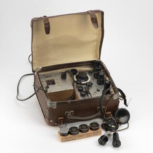 Wireless Equipment, Transceiver Mk VII Paraset, British