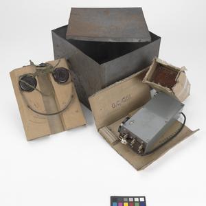 Wireless Equipment, M.C.R.1 Miniature Communications Receiver, British