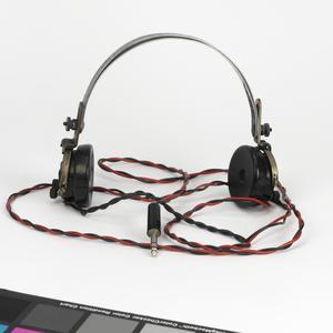 Ancilliary equipment: headphones