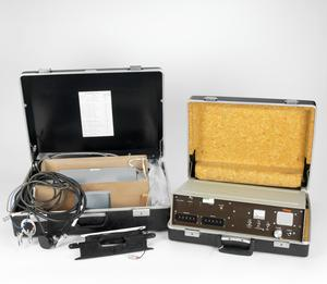 Wireless Equipment, 'Kaynard' Emergency Communications System, British