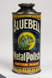 metal polish, British