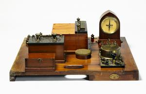 Line Communication Equipment, Duplex Telegraph Set: British