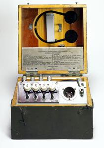 Line Communication Ancillary Equipment, Control Unit, Telephone Loudspeaking Number 2, Canadian