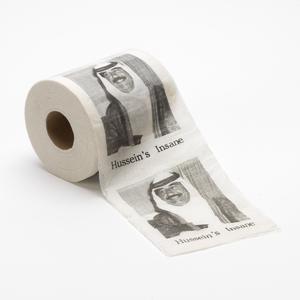 toilet paper, British
