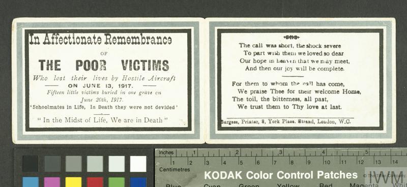 card, commemorative