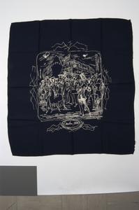 scarf, Ascher, 'London 1944'