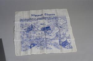 handkerchief, commemorative