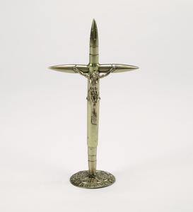bullet crucifix