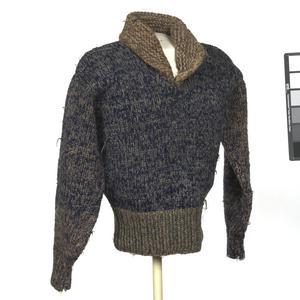 pullover, handmade