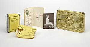 Princess Mary's Gift Fund 1914 Box, Class A smokers