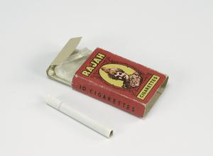 Rajah cigarettes, Indian