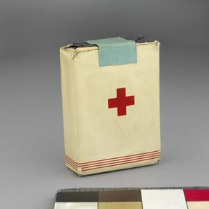 cigarettes, Belgian Red Cross