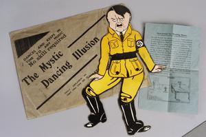 toy, British, 'The Mystic Dancing Illusion Model