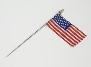 miniature flag, United States