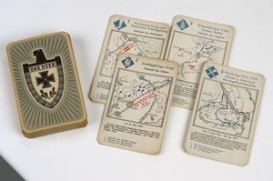 card game, German, Das Heer (set of playing cards)