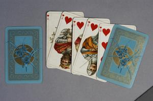 playing cards, German