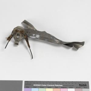 piece of metal from Zeppelin SL11
