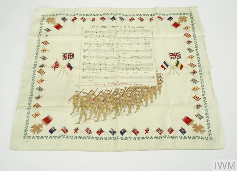 commemorative handkerchief