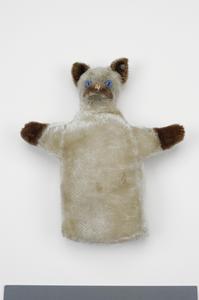 puppet, Siamese kitten