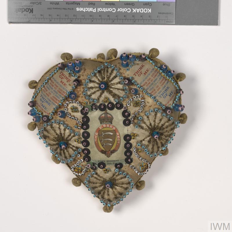 sweet heart pin cushion