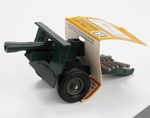 Britains Limited 25 Pdr. Gun Howitzer