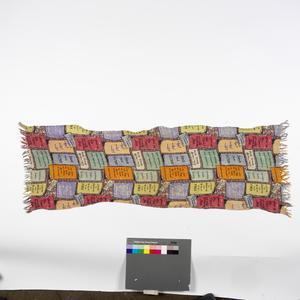 scarf, Jacqmar, 'London Wall'