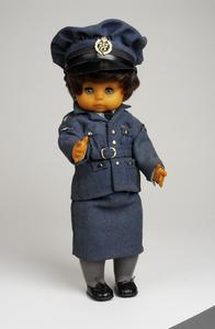 doll in WAAF uniform