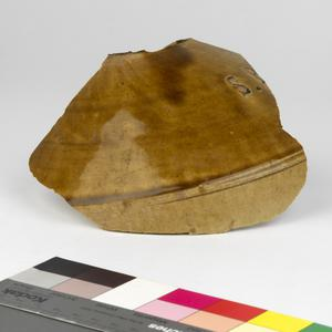 rum jar, British (fragments)