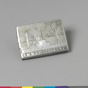 cigarette case, Nazi