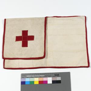 comforts case, Red Cross