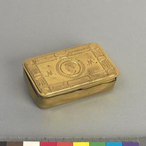 Princess Mary's Gift Fund 1914 Box, Class A, smokers