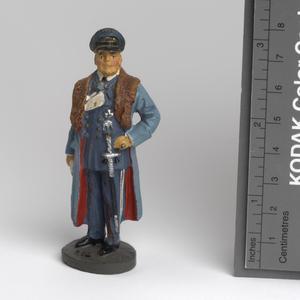 model, elastolin, Goering