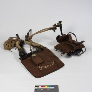 Proto Mine Rescue Breathing Apparatus
