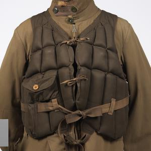Lifejacket (float vest): Japanese