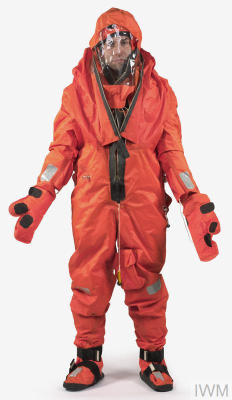 Escape Suit Mk9 Submarine Royal Navy Equ 463